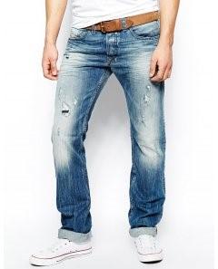 Les jeans homme pas cher de Génération Jean - modèle Safado